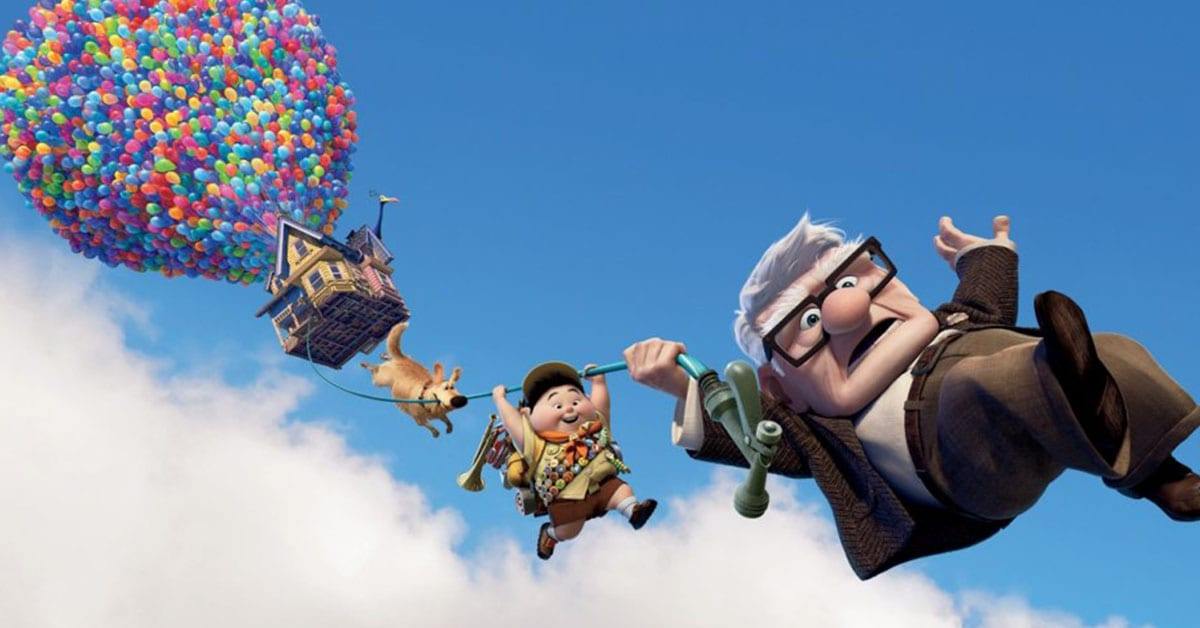 Pixar's Up Is As Magical As Ever 10 Years On
