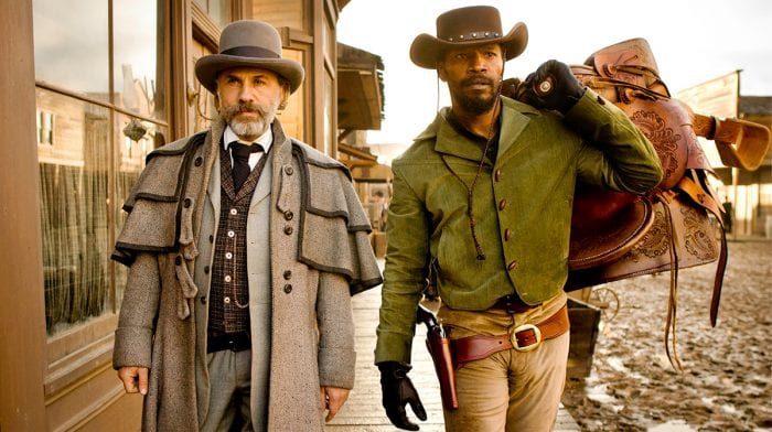 Quentin Tarantino Reportedly Developing Django Unchained Sequel
