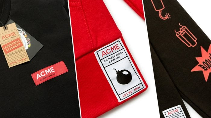 The ACME Looney Tunes Collection Has Now Landed