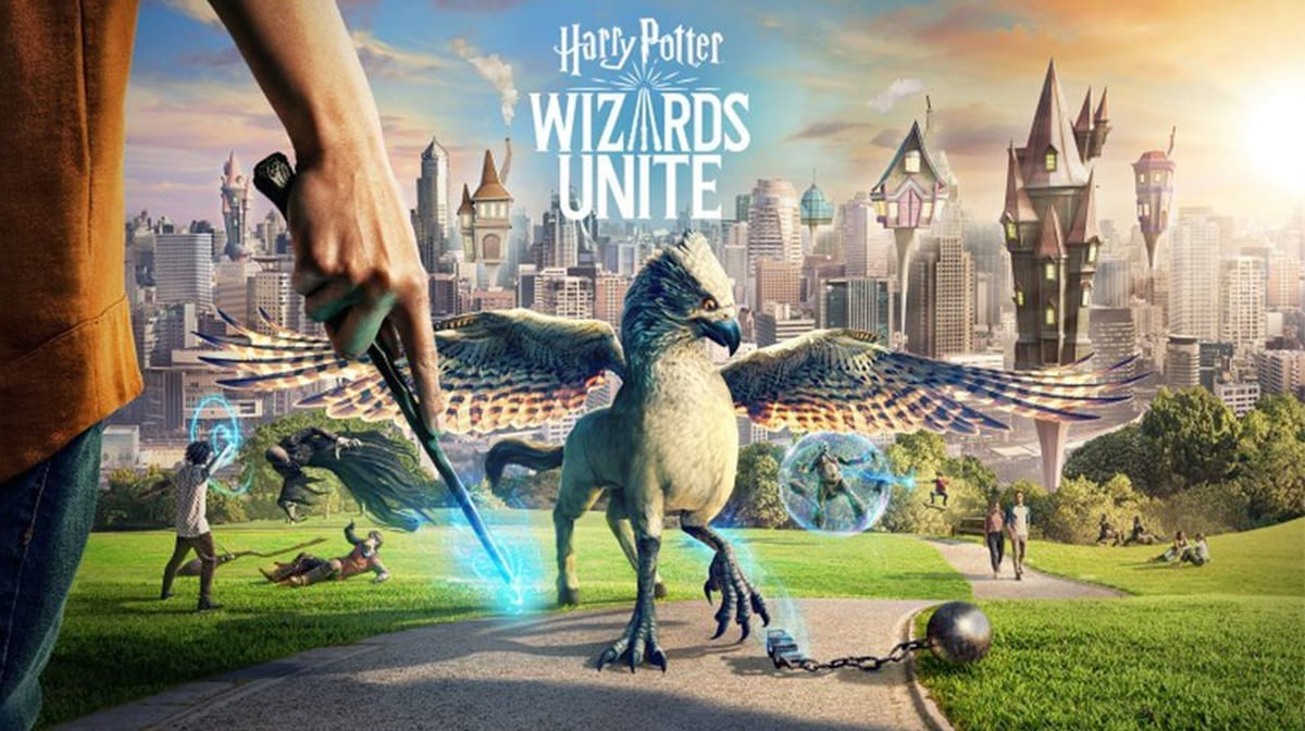 The Harry Potter: Wizards Unite Game Is Out Now