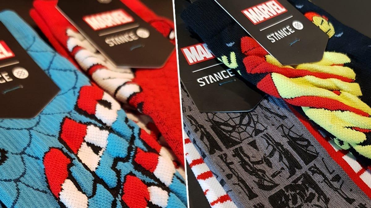 Sneak Peek: Marvel And Star Wars Socks By Stance