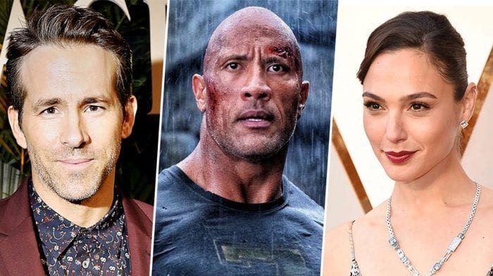 Ryan Reynolds Joins Dwayne Johnson And Gal Gadot For Netflix Action Film