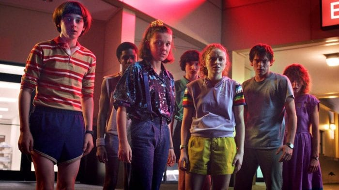 Stranger Things 3 Smashes Netflix Streaming Record