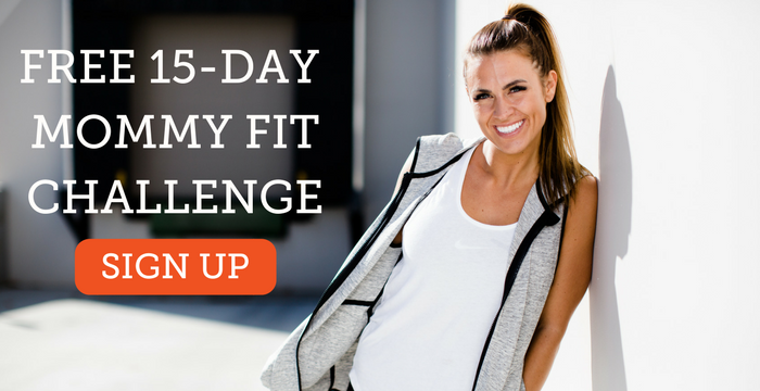 MOMMY FIT FREE CHALLENGE