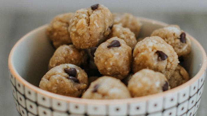 Miniature Cookie Dough Bites
