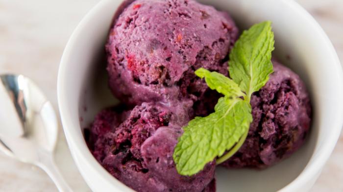 Three Ingredient Superberry Sorbet