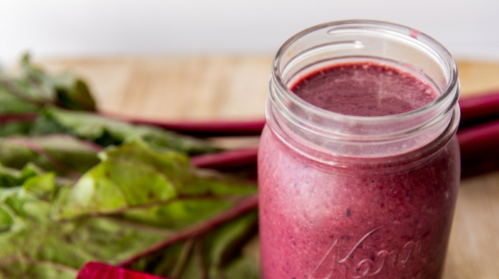 Superberry Beet Smoothie