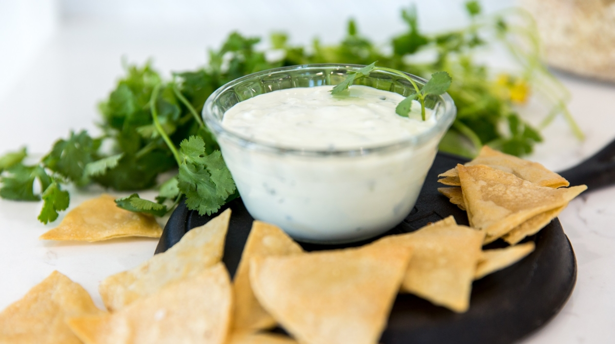 chips and dips healthy for cinco de mayo