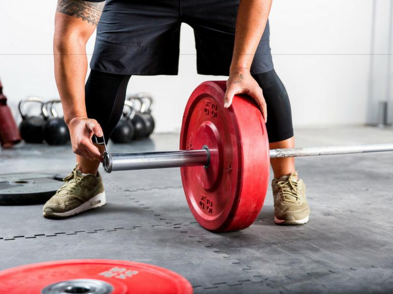 spirulina helps endurance in gym weight workout