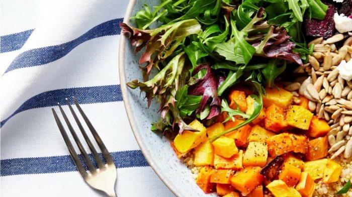 Insalata di Quinoa e Verdure Arrostite