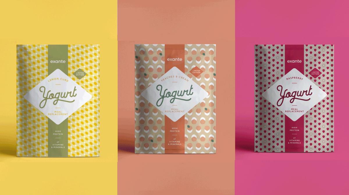 Yogurt Exante Edizione Limitata - Curiosità