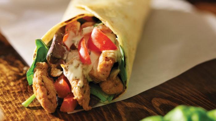 Wrap de Pollo I Dieta exante
