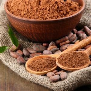cacao en polvo para preparara nutella saludable