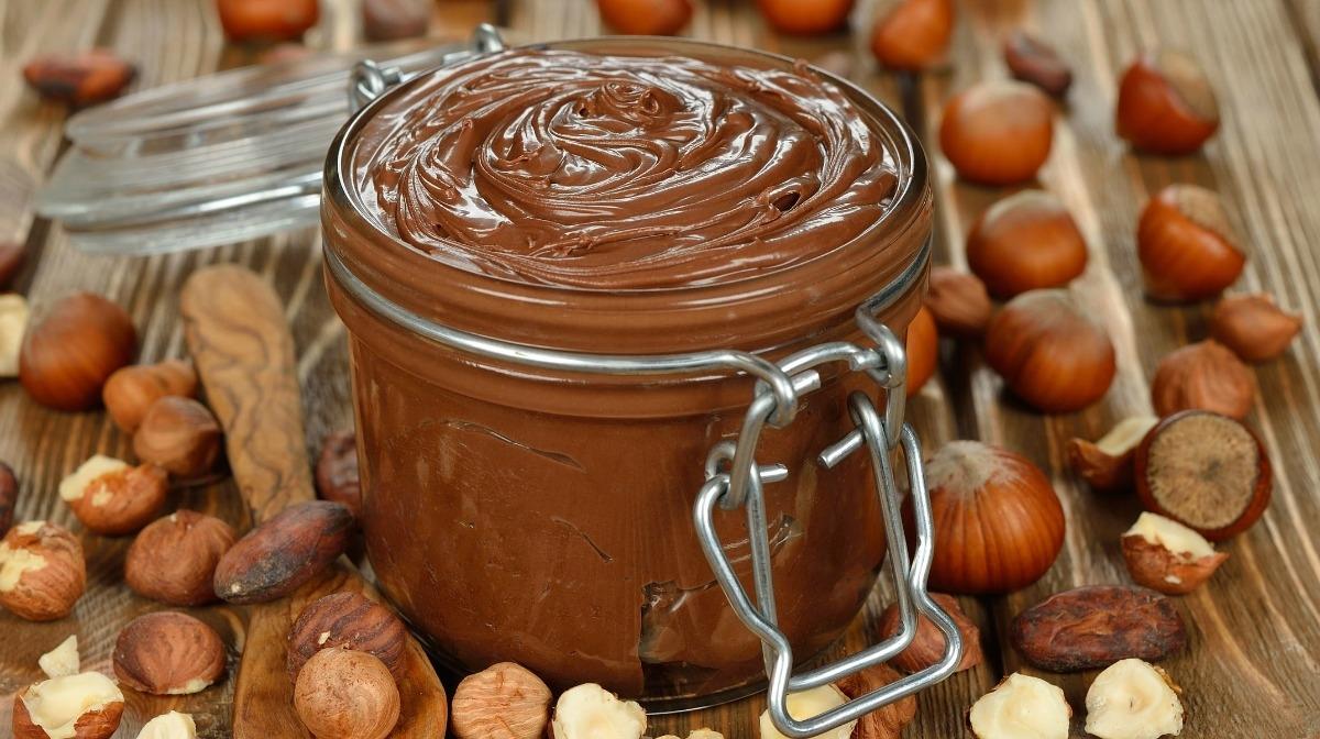 Nutella saludable apta para veganos