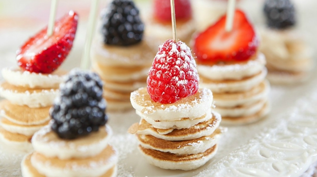 Desayunos saludables navideños altos en proteína