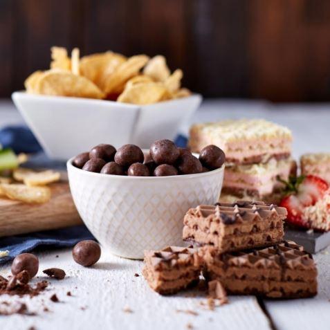 snacks proteicos Exante