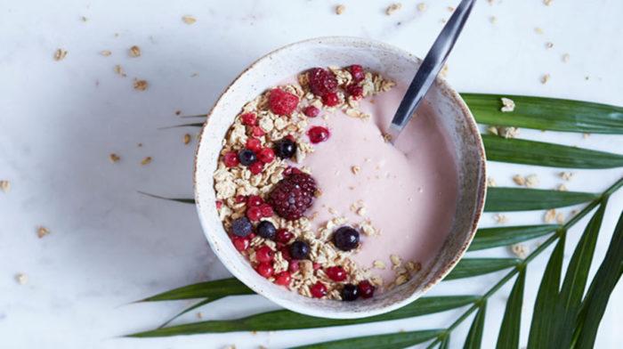 Desayunos saludables: 5 ideas para desayunar