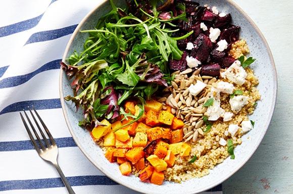 comidas del dia saludables