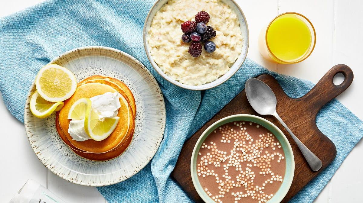 Desayunos Exante con 27 vitaminas y minerales