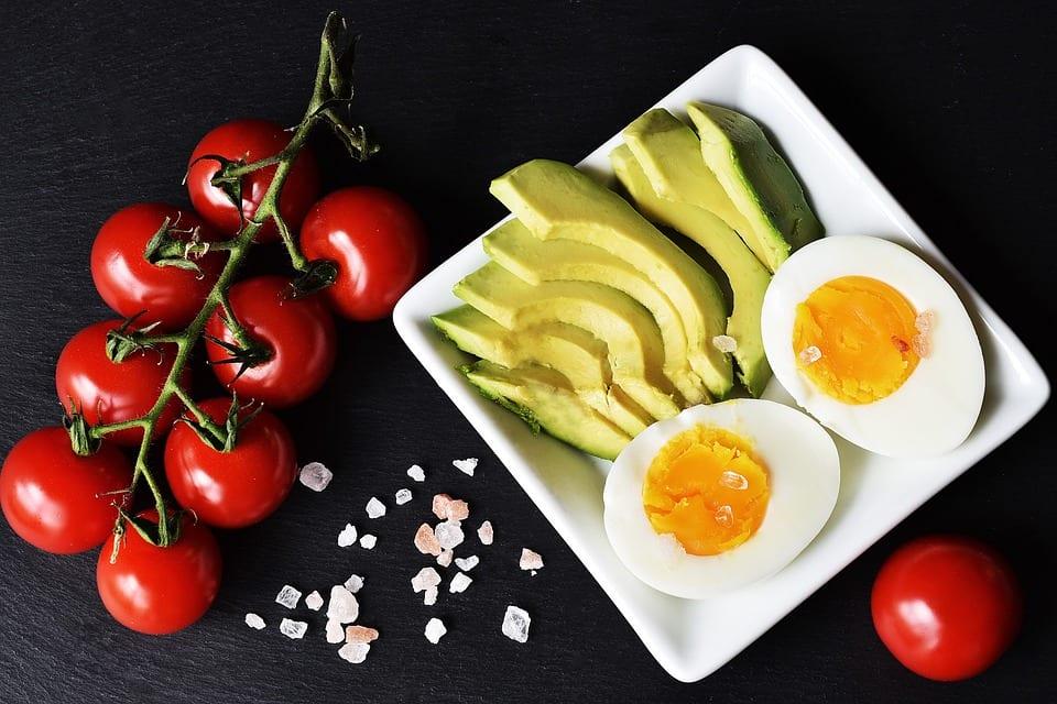 alimentos que se pueden comer para entrar en estado de cetosis