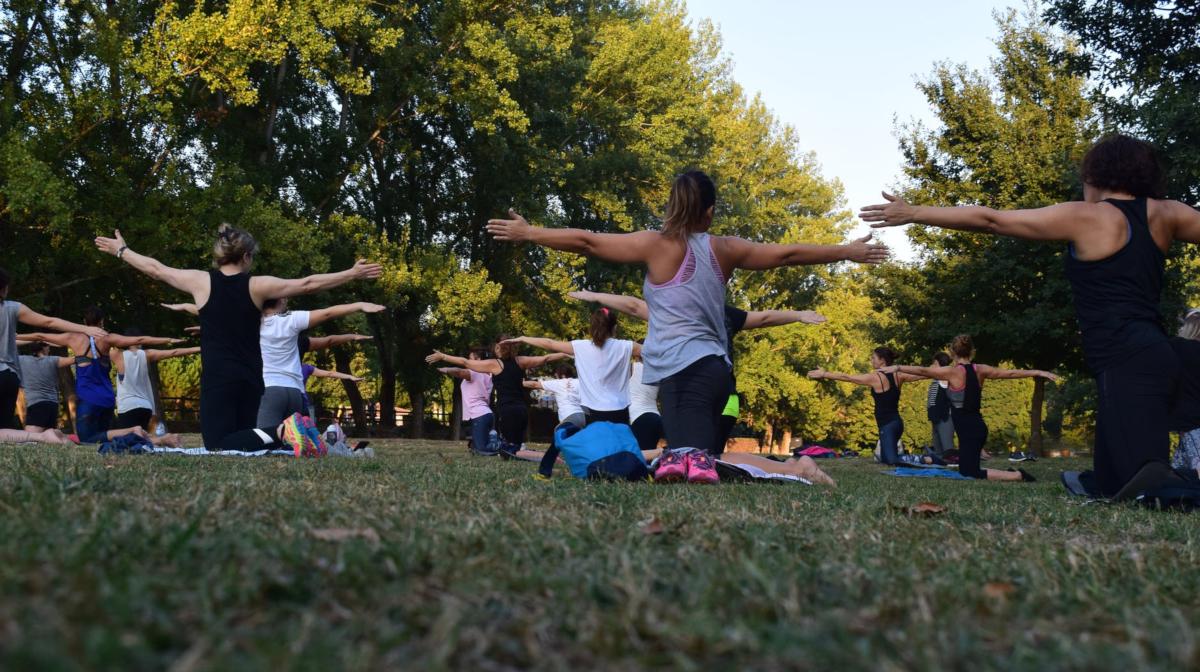 el pilates ayuda a eliminar el stress que podría ocasionar la barriha hinchada