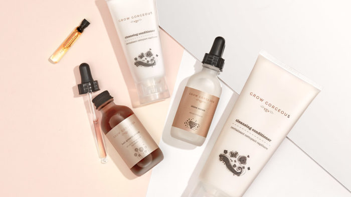 Introducing The Gorgeous Shine Routine