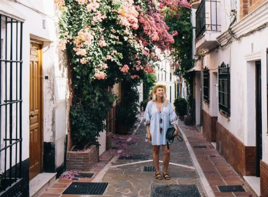 An Interview with Claire Menary | Wanderlust