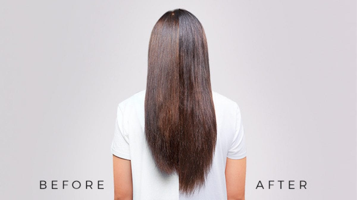 Hair Diaries: Before & After