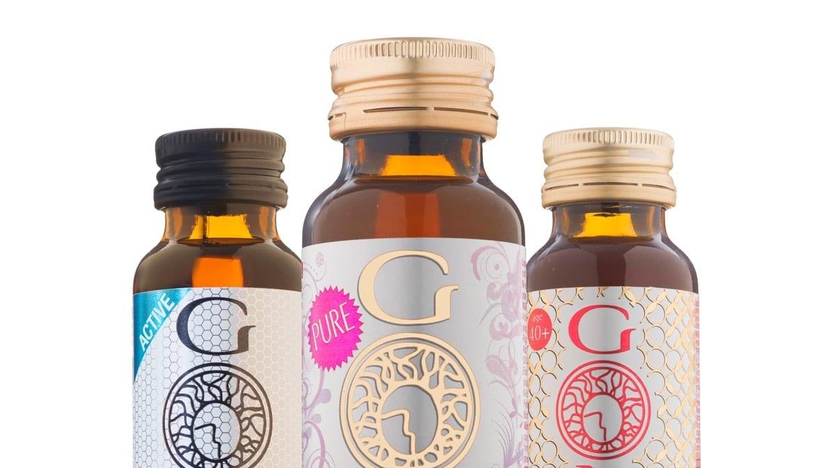 Pure Collagen Gold : nutri la pelle dall'interno