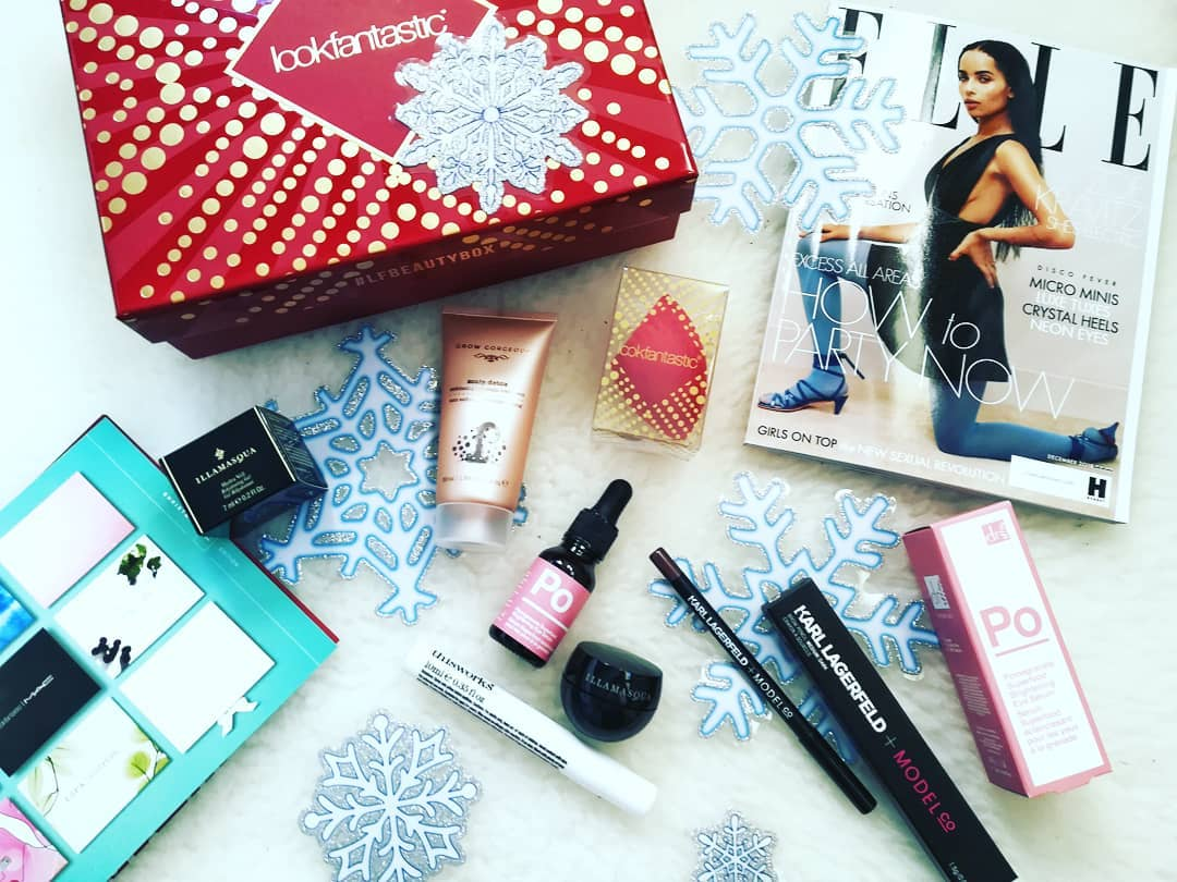 beauty box dicembre