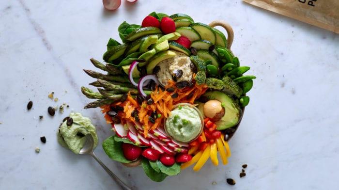 Importanta fibrelor pentru vegani