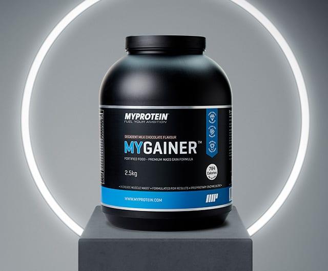 My Gainer | Cea mai bună formulă pentru creștere în masă musculară