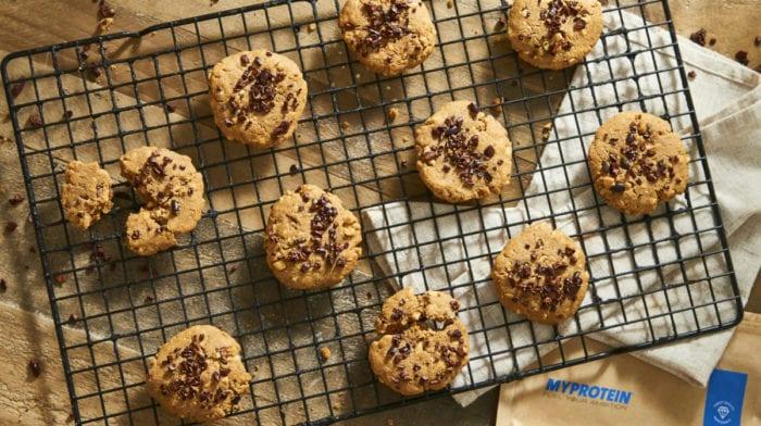 Prăjituri cu unt de arahide cu conținut scăzut de carbohidrați