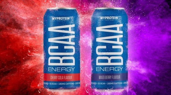 BCAA Energy - Reîncarcă-te, revigorează-te, reînprospătează-te