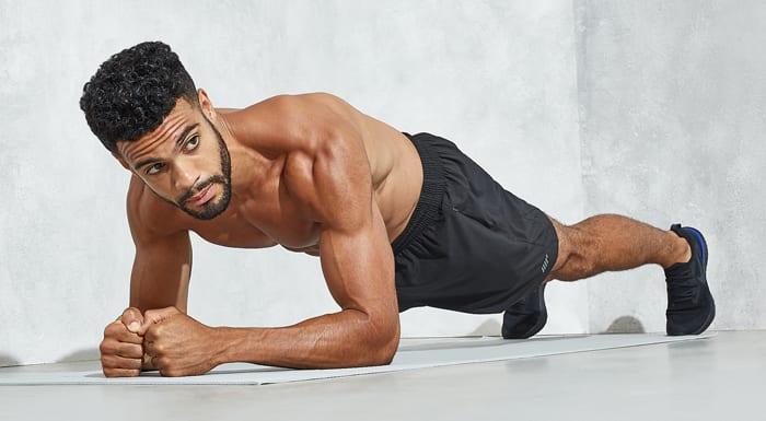Antrenamentul cu greutatea corpului