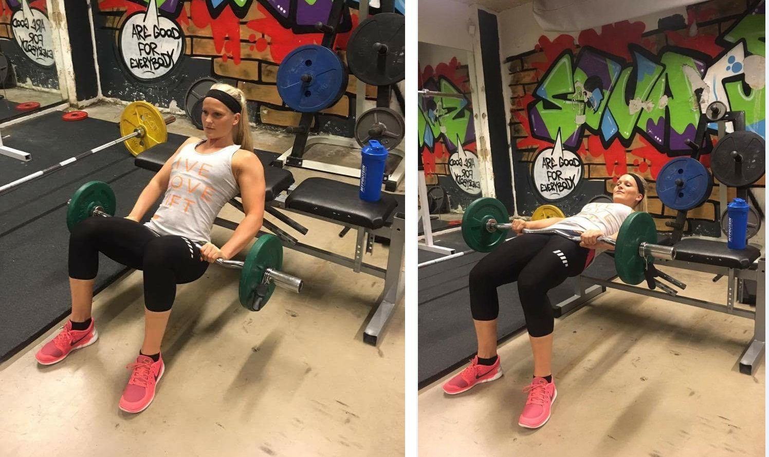 hip thruster