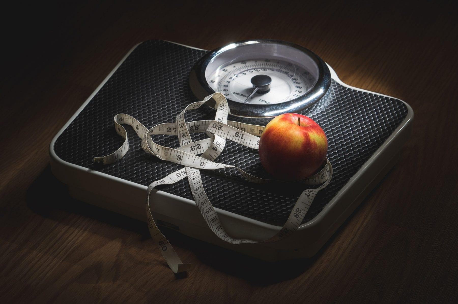 Fast food og vægtøgning