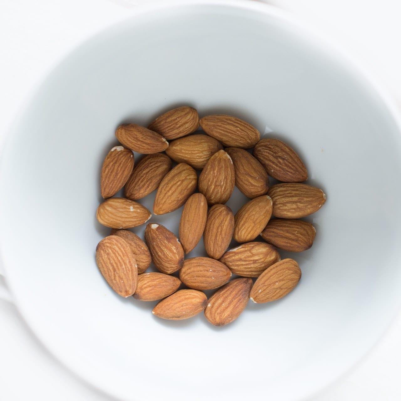 Sunde fedtsyrer i nødder
