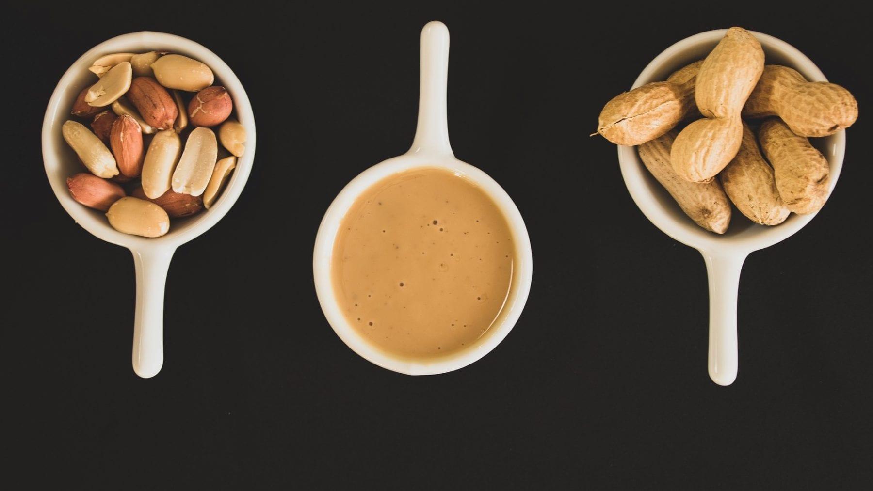 Peanut butter fedt