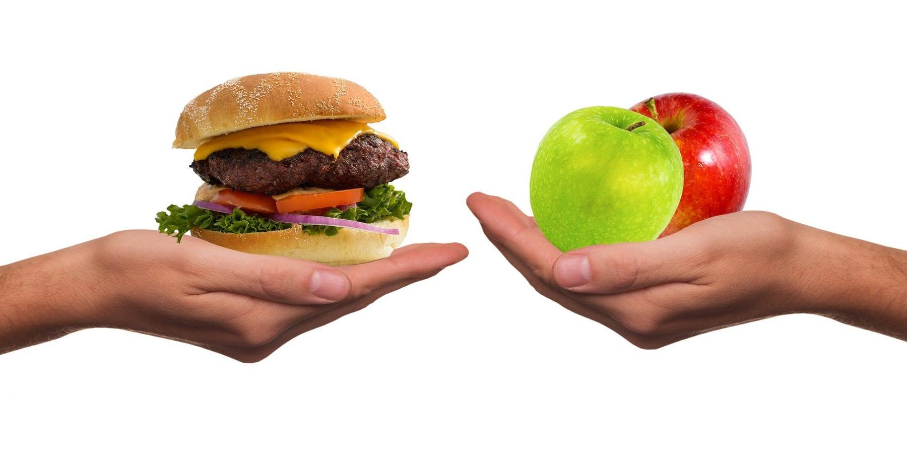 Kvinder og mænd kalorier