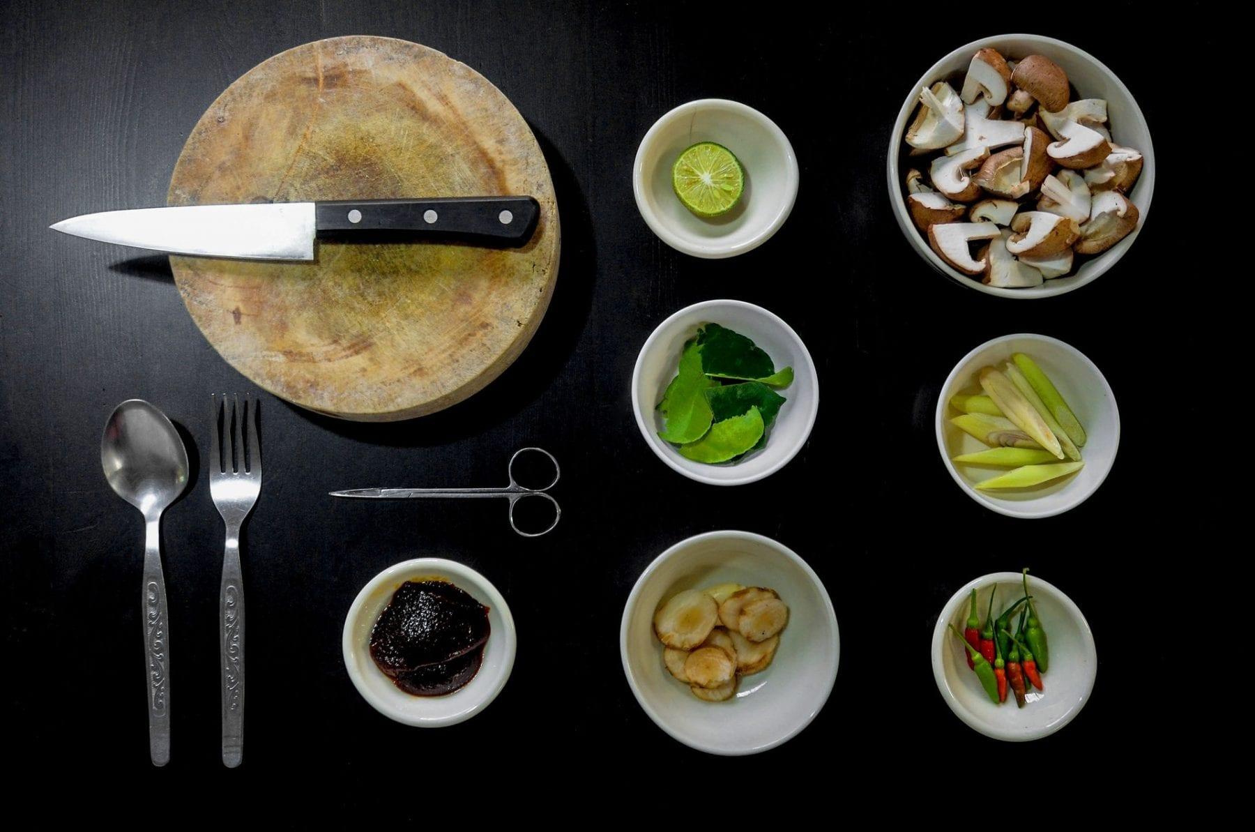 Meal prep køkken udstyr