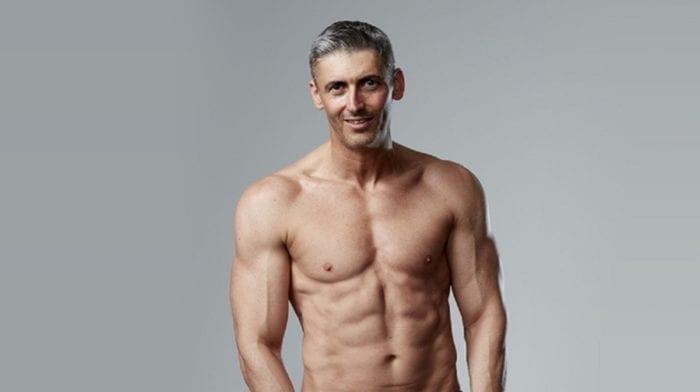Ben Jacksons vitality transformation