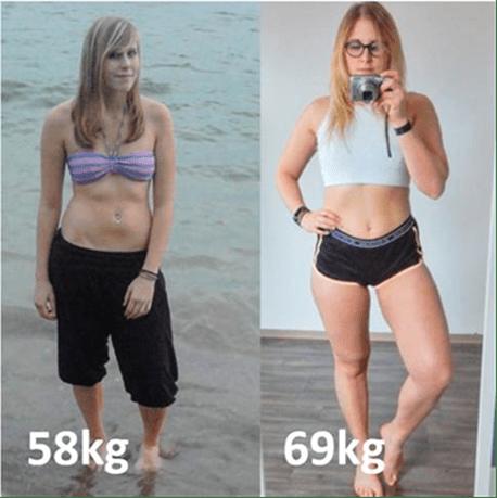 tag på i vægt Jess Germany