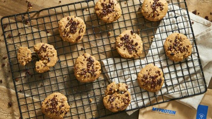 Glutenfri peanut butter cookies med 5 ingredienser