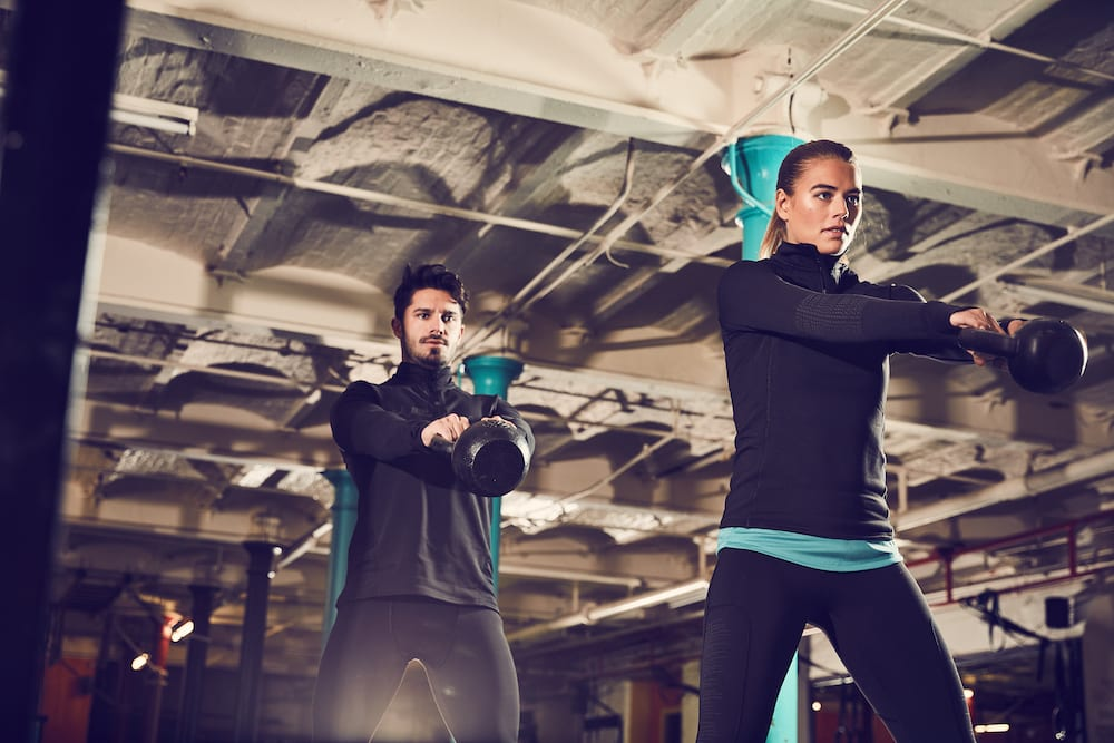 vegansk pre-workout