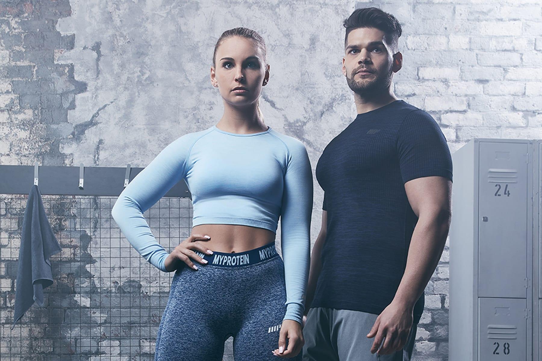 kvinder og mænd træning