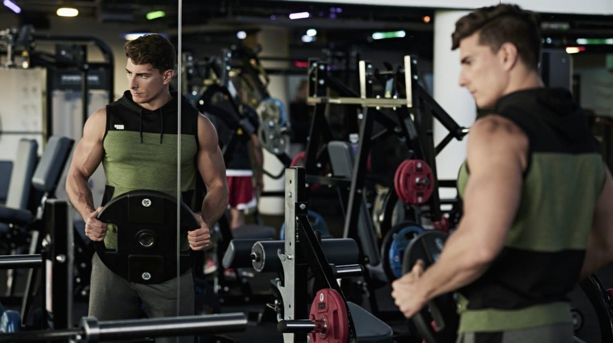 Progression i sin træning