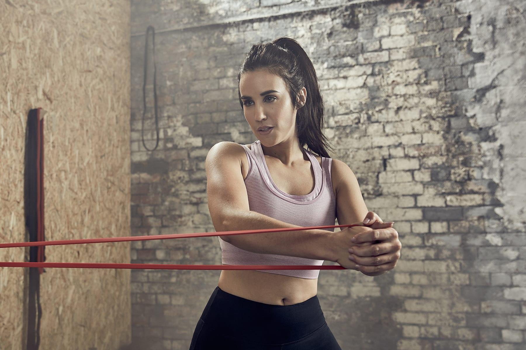 Muskelmasse og vægt