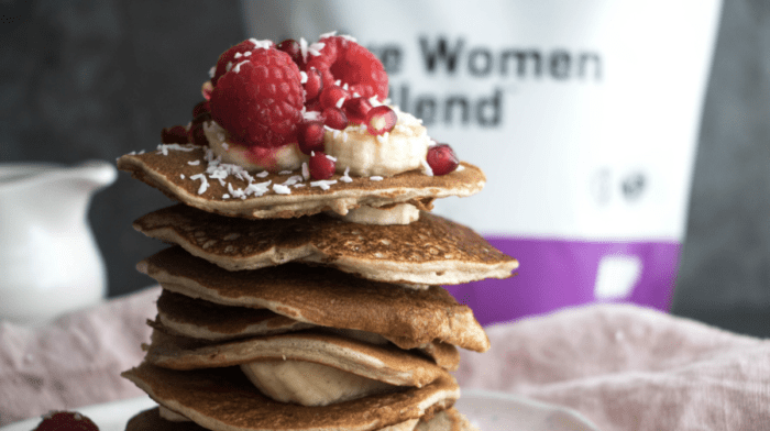 Super nemme low carb proteinpandekager | Perfekt til dig på diæt