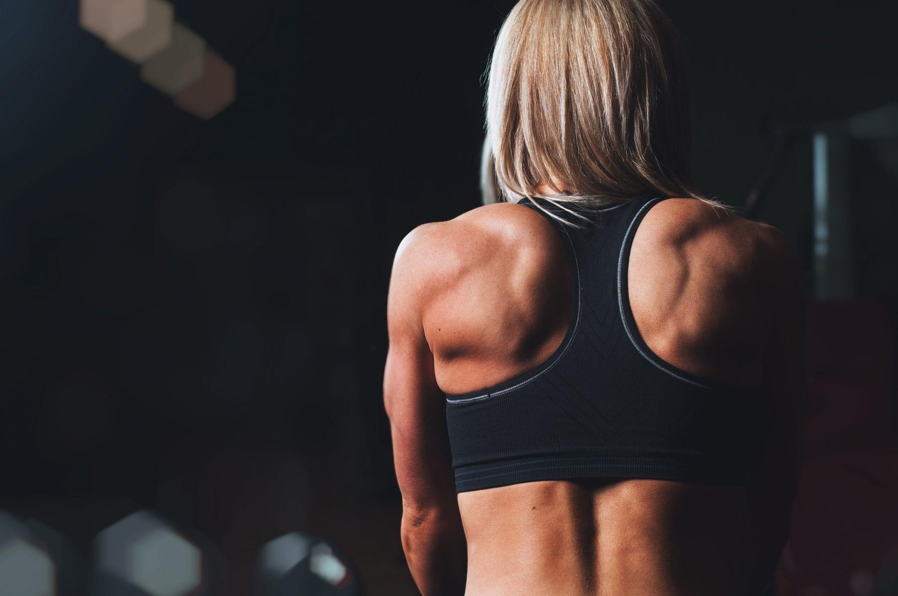 Hvor meget protein skal kvinder have